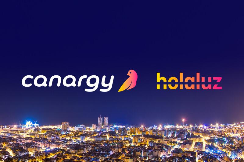 Canargy Holaluz Canarias